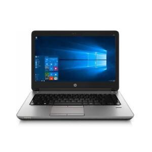 HP-Probook-645-G1-A8-4500M-QuadCore-8GB-320GB-7640G-Windows-10-Pro-Gaming-Laptop