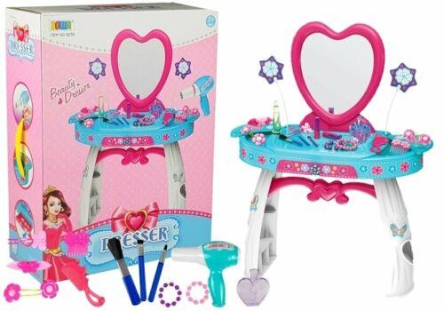 Schminkentisch Schminkset Rollenspiel Spielzeug Frisiertisch Schönheitsstudio