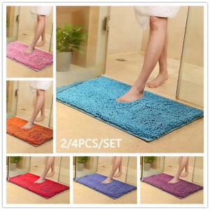 Soft-Bath-Mat-Bathroom-Bedroom-Kitchen-Floor-Shower-Rug-Non-slip-Doormat-Carpet