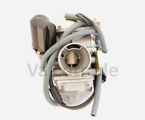 Details about Carburettor Fits 125cc Kymco Agility, City, Super 8, Like   125 Carb Carburetor