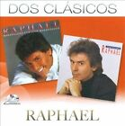 Dos Clasicos [Remastered] by Raphael (Spain) (CD, May-2012, 2 Discs, Sony Music Distribution (USA))