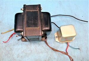 FISHER-90-R-TUBE-RECEIVER-POWER-TRANSFORMER-FILTER-CHOKE