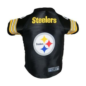 Pittsburgh-Steelers-NFL-Little-Earth-Production-Dog-Pet-Premium-Jersey-BIG-DOG