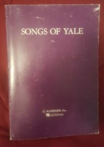 Songs-of-Yale-Voice-and-Piano-Choral-NEW-050327140-Free-Ship