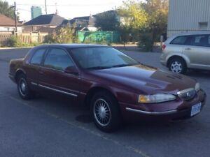 1997 Mercury Cougar 2 door coupe 30 th