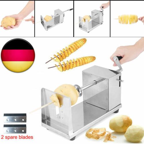 Kartoffelspiralschneider Twister Kartoffel Spiralschneider Kartoffelschneider DE