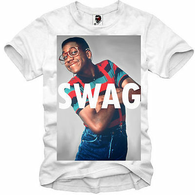 E1SYNDICATE T SHIRT STEVE URKEL SWAG GEEK HIPSTER PARIS ELEVEN HYPE  S/M/L/X