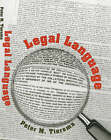 Legal Language by Peter M. Tiersma (Paperback, 2000)