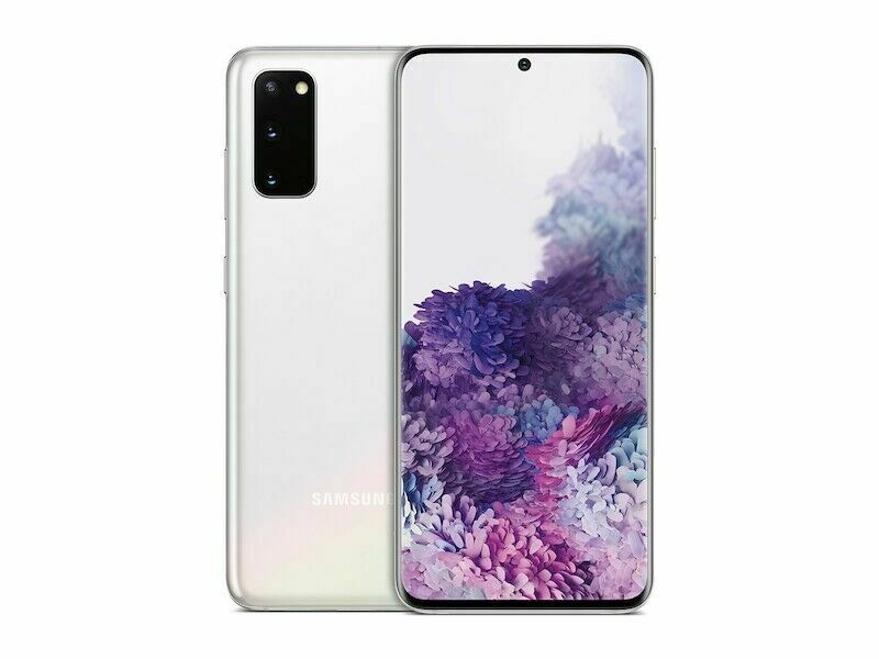 Samsung Galaxy S20 5G SM-G981V 128GB UNLOCKED Black/White EXCELLENT ~OB~. Buy it now for 529.97