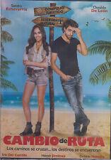 DVD - Cambio De Ruta NEW Sandra Echeveria y Osvaldo De Leon FAST SHIPPING !