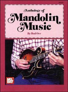 Anthologie De La Mandoline Musique étiquette & Music Book Par Bud Orr Same Day Dispatch-afficher Le Titre D'origine Avec Les éQuipements Et Les Techniques Les Plus Modernes