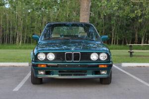 1992 BMW E30 325I POWERTOP CONVERTIBLE