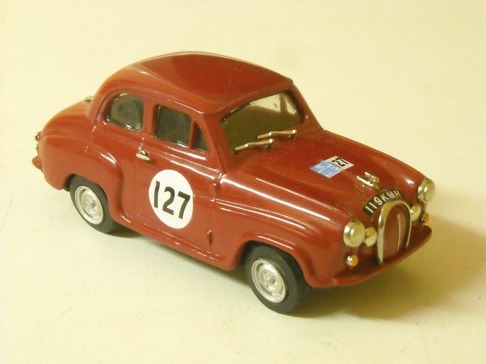 AUSTIN A35 Road e Rally Auto 1 / Scala Scala Scala in scala 1/43 modelli da K & R Replicas bcb96f