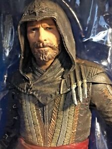 McFarIane-Toys-Assassin-039-s-Creed-034-Aguilar-034-7-Collectible-Action-Figure-12-NIP