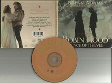 BRYAN ADAMS Everything I do I it for you RARE SINGLE VERSION USA CD ROBIN HOOD