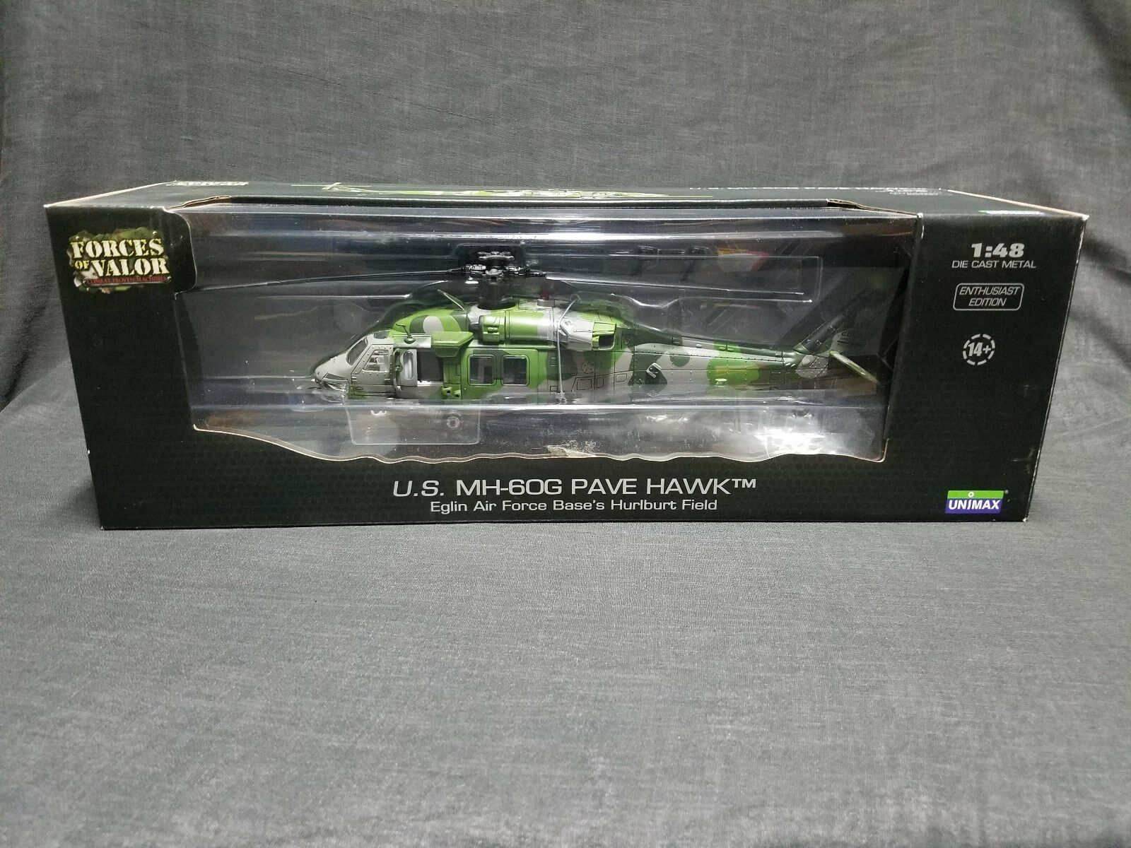Forces of Valor  U.S. MH-60G PAVE HAWK   Enthusiast Edition 1 48 scale.