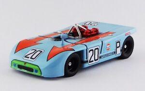 Meilleur Modèle 9681 - Porsche 908/03 # 20 1000 km Nurburgring 1970 Siffert 1/43
