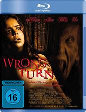 Blu-ray * WRONG TURN 1 # NEU OVP +