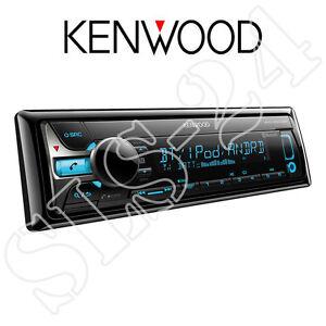 Kenwood-KDC-X5000BT-USB-CD-AUX-IN-Autoradio-iPod-Steuerung-Bluetooth-FSE-Radio
