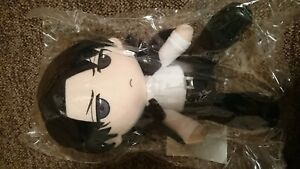 Attack-On-Titan-Levi-Traje-Version-Afelpado-Peluche-Regalo-Estado-Existencias