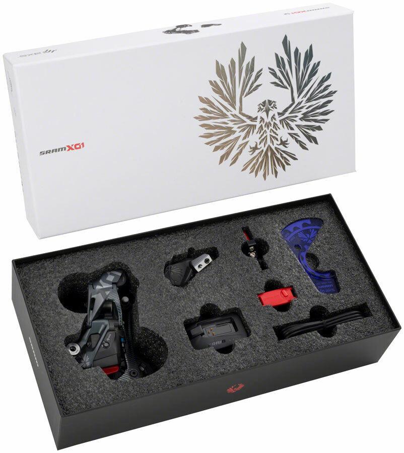 SRAM  XX1 Eagle AXS Upgrade Kit - Rear Derailleur, Battery, Eagle AXS Controller  outlet