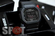 "Casio G-Shock ""Men in Rusty Black"" Watch DW-5600MS-1  DW5600MS 1"