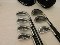 Mizuno Jpx 800 Hd Combo Iron Set 4h-pw Irons Prolaunch Axis Senior 800hd on sale