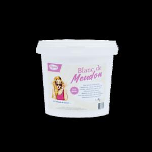 Blanc de Meudon - 1,5kg - Fait briller/lustrer argenterie, verre - Guide offert