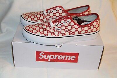 Buy \u003e vans authentic x supreme Limit