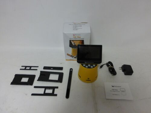 Wolverine Titan 8-in-1 High Resolution Film to Digital Converter A AS IS