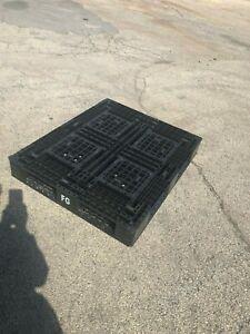 "Used Plastic Pallets 40"" x 48"", Chicago | eBay"