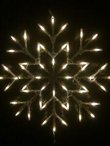 Christmas-Window-White-Snow-Flake-Light-35cm-X-35cm-Indoor-Use-Christmas-Lights
