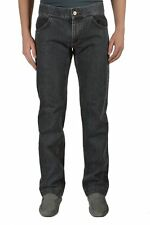 Dolce & Gabbana Gray Classic Straight Leg Men's Jeans US 32 IT 48