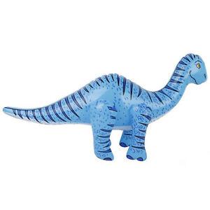 76cm-grosser-aufblasbarer-Brachiosaurus-sprengen-Dinosaurier-Pool-Strand-Garten