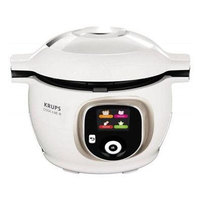 Krups CZ 7101 Cook4Me+ Multikocher Multifunktionskochtopf Schnellkochfunktion