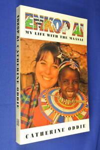 ENKOP-AI-Catherine-Oddie-AUSTRALIAN-MAASAI-WARRIOR-WIFE-Kenya-Africa-Travel-Book