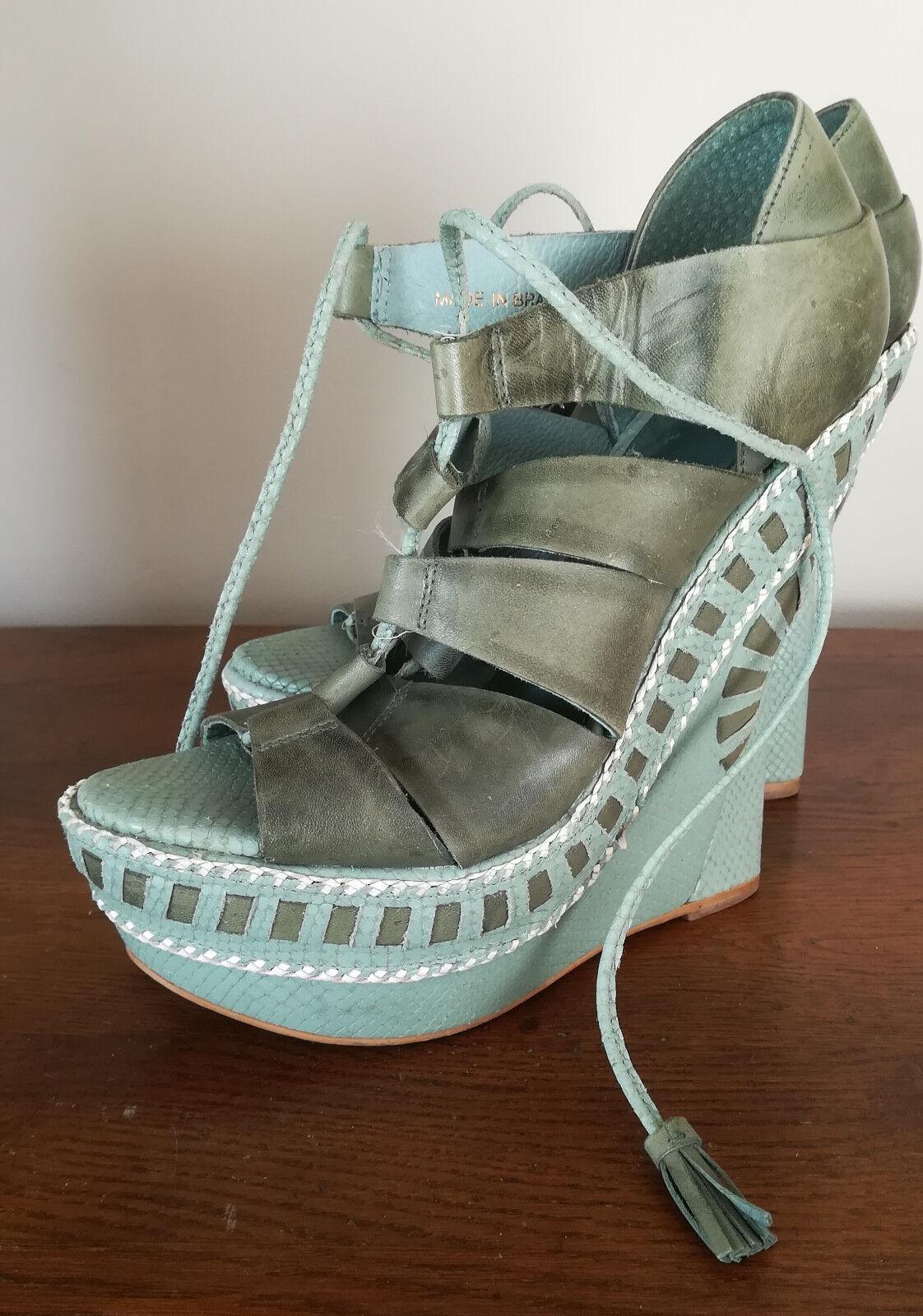 ORIGINALES shoes FEMME COMPENSEES DE LA MARQUE ASOS - PT PT PT 37,5   38 color 50d3c2