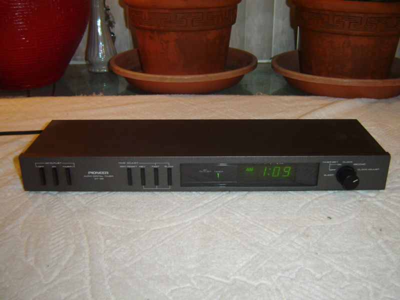 Pioneer DT-32, Audio Digital Timer, Vintage Unit