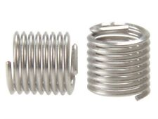 "RECOIL / HELICOIL Spark Plug Inserts M14-1.25 x 1/2"" . Pack of 10."