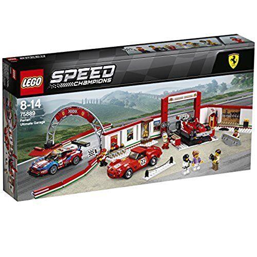 LEGO Speed 75889 - Garage Ferrari