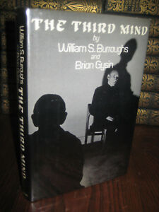 1st-Edition-THE-THIRD-MIND-William-S-Burroughs-BRION-GYSIN-Cut-Up-ILLUSTRATED