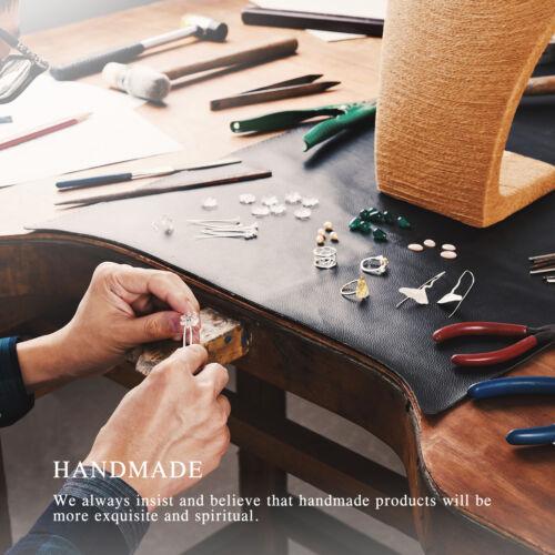 Handmade 18K Yellow Gold Cat Drop Earrings Solid 925 Silver Jewelry for Women
