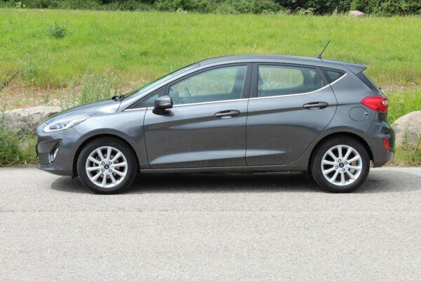 Ford Fiesta 1,0 SCTi 100 Titanium - billede 1
