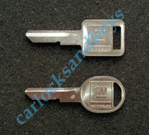 NEW 1983-1986 Cadillac Deville Key Blanks Blank
