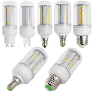 Dimmable-LED-Corn-Bulb-E12-E26-E27-E14-GU10-G9-Light-Lamp-Incandescent-25W-110W