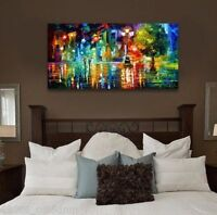Modern Abstract Hand-painted Oil Painting Wall Decor Art on Canvas Home Decor ,