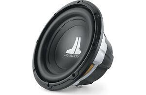 JL-AUDIO-10W0V3-4-SUBWOOFER-10-034-SINGLE-4-OHM-FREE-SAME-DAY-SHIPPING