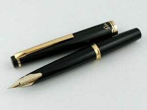 Pilot NAMIKI Elite 95s Fountain Pen Black 14K EF F M New from Japan