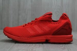 213c95895 Image is loading 33-Adidas-ZX-Flux-PK-Solar-Red-Men-