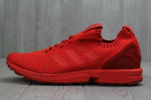 Zx Adidas 5 Red 5 8 Flux 33 S76497 Chaussures hommes 10 5 9 pour Pk Solar TaxUEw